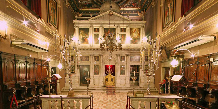 saint spyridon church corfu tour excursion